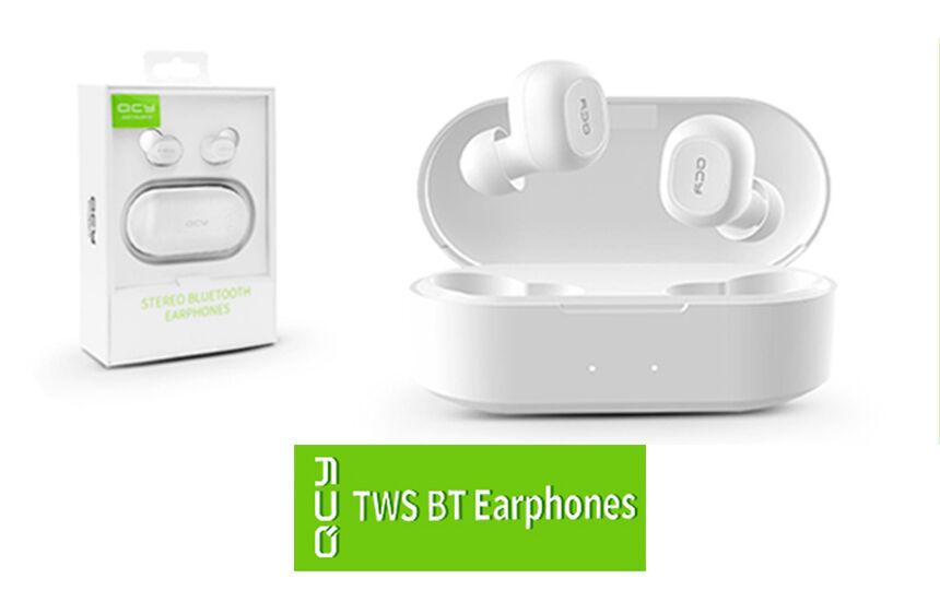 QCY TWS headset