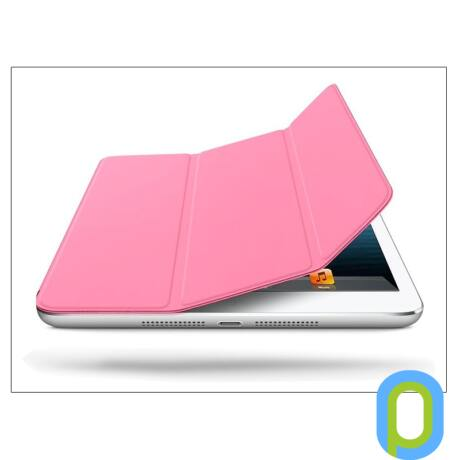 Apple iPad Mini eredeti, gyári Smart Cover - MD968ZM - pink