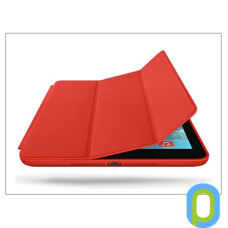 Apple iPad Air eredeti, gyári tok (Smart Case) - MF052ZM/A - red