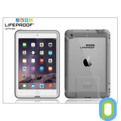 Apple iPad Mini/iPad Mini 2/iPad Mini 3 víz- por- és ütésálló védőtok - Lifeproof Fré - avalanche