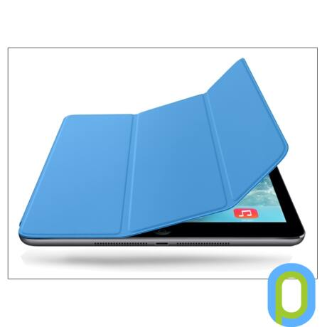 Apple iPad Mini/iPad Mini 2 eredeti, gyári Smart Cover - MF060ZM/A - blue