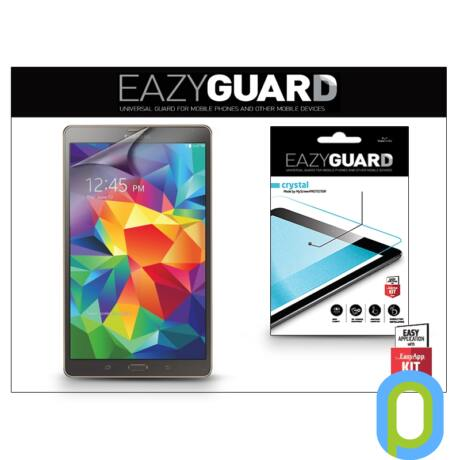 Samsung SM-T700 Galaxy Tab S 8.4 képernyővédő fólia - 1 db/csomag (Crystal)