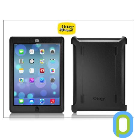 Apple iPad Air védőtok - OtterBox Defender - black