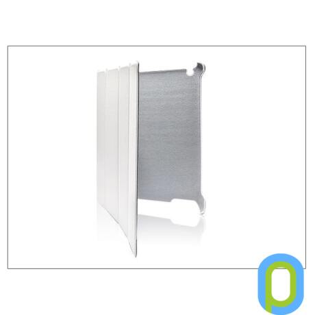 Apple iPad Mini bőrtok (Smart Case) - fehér