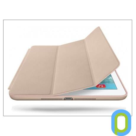Apple iPad Air eredeti, gyári tok (Smart Case) - MF048ZM/A - beige