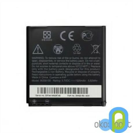 Akkumulátor, HTC Radar