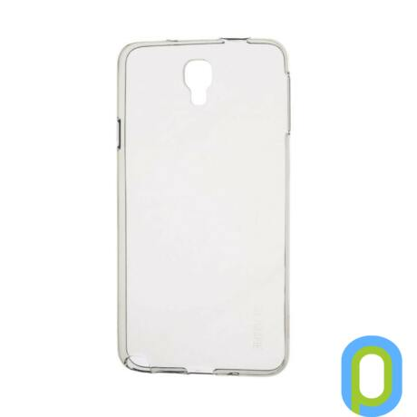 Szilikon tok, Samsung Galaxy Note 3, átlátszó -g
