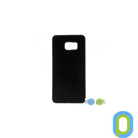 Szilikon tok, Samsung Galaxy S6, fekete-g