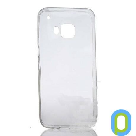 Szilikon tok, Samsung Galaxy A3 (2016), fehér-g