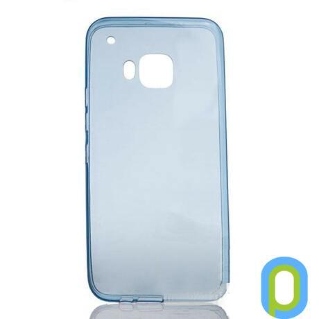 Szilikon tok, Samsung Galaxy A3 (2016), kék-g