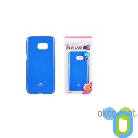Jelly Galaxy S6 rugalmas szilikon hátlap, Pink