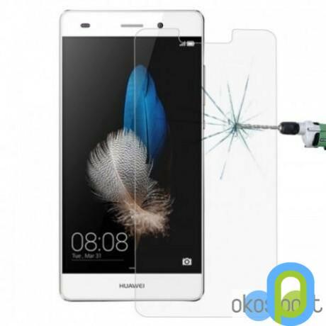 Üvegfólia Huawei P8 Lite
