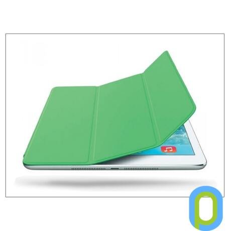 Apple iPad Air eredeti, gyári Smart Cover - MF056ZM/A - green