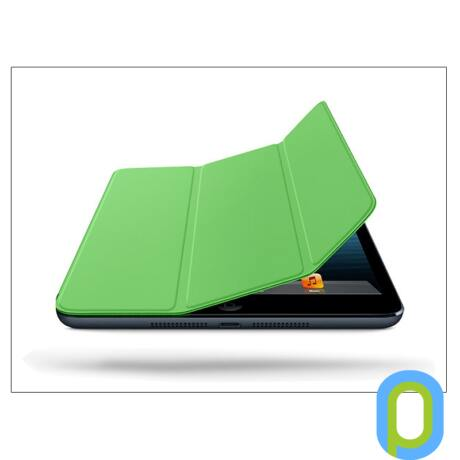 Apple iPad Mini eredeti, gyári Smart Cover - MD969ZM - green