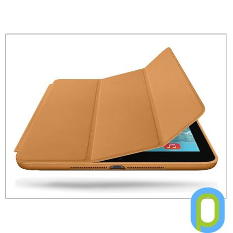 Apple iPad Air eredeti, gyári tok (Smart Case) - MF047ZM/A - brown