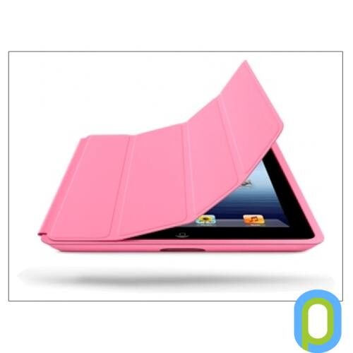 Apple iPad2/iPad3/iPad4 eredeti, gyári tok (Smart Case) - MD456ZM - pink