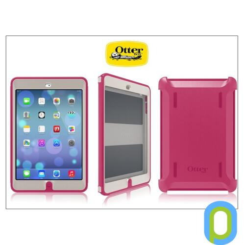 Apple iPad Mini/iPad Mini 2 védőtok - OtterBox Defender - pink