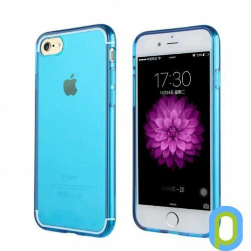 iPhone SE TPU szilikon hátlap, Kék