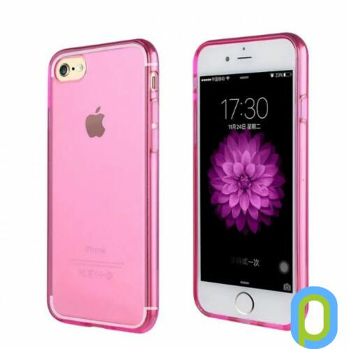 iPhone SE TPU szilikon hátlap, Pink