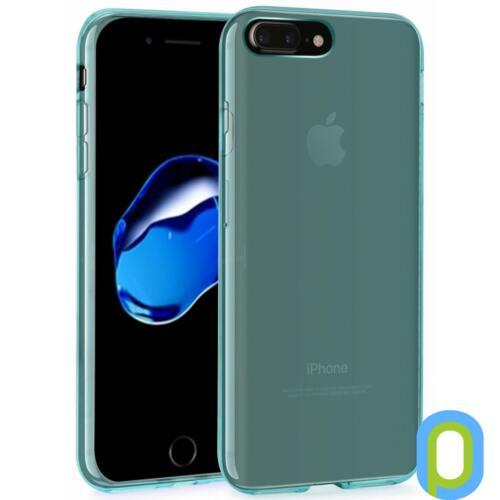iPhone 7 Plus vékony TPU szilikon hátlap,Kék