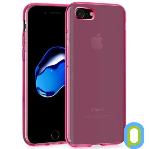 iPhone SE(2020)/ 8/7 vékony szilikon hátlap, Pink