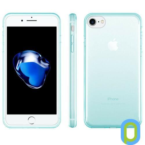 iPhone 8 ultravékony szilikon hátlap, Kék