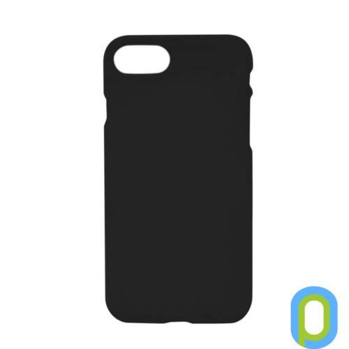 Neon Collection Prémium tok, iPhone 8 Plus, Fekete