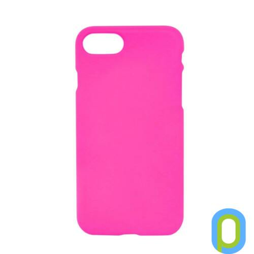 Neon Collection Prémium tok, iPhone 8, Pink