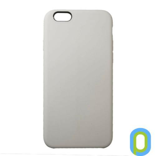 Premium szilikon tok, iPhone 8 Plus/7 Plus,Cream