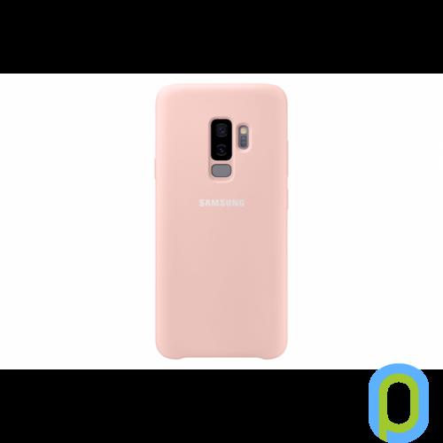 Samsung Galaxy S9 szilikon védőtok, Pink