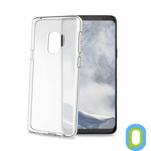 Samsung Galaxy S9 vékony szilikon tok, Átlátszó
