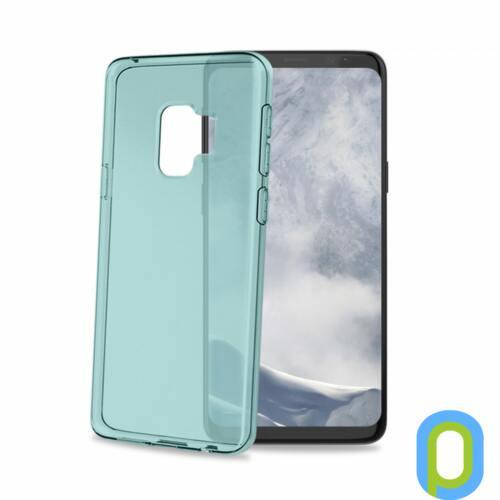 Samsung Galaxy S9 vékony szilikon tok, Kék