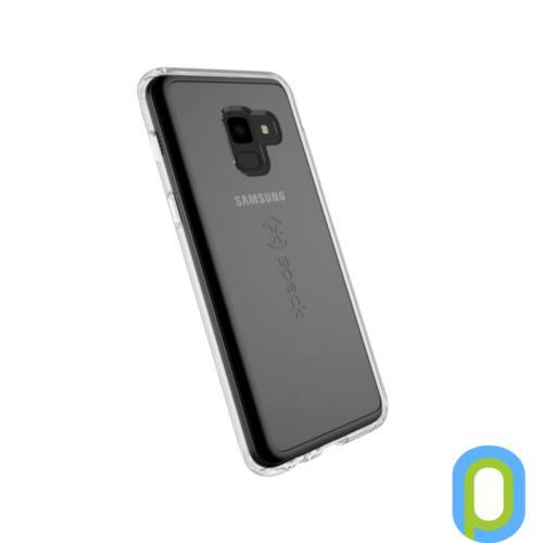 Speck Gemsell műanyag hátlap, Samsung A8, Átlátszó