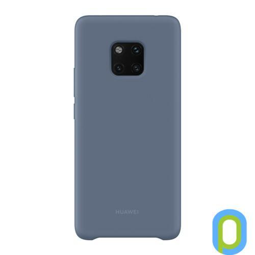 Huawei Mate 20 Pro szilikon hátlap, Világoskék
