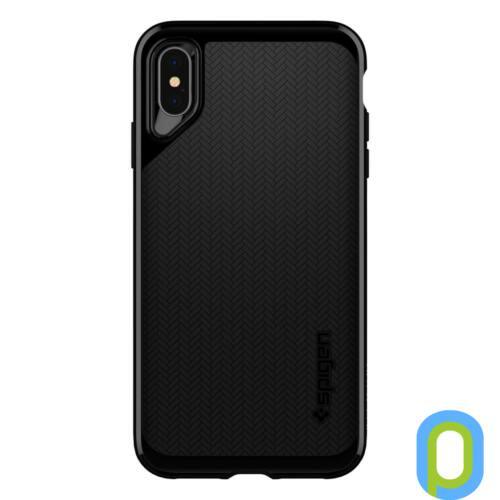 Spigen Neo Hybrid hátlap, iPhone XS Max, Jet Black