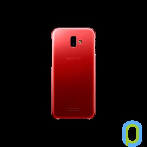Samsung Galaxy J6+ (2018) hátlap, Piros