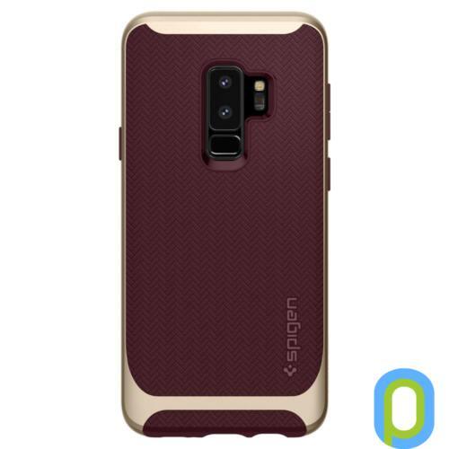 Spigen Neo Hybrid hátlap, Galaxy S9+, Burgundi