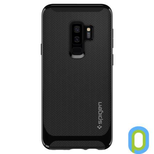 Spigen Neo Hybrid hátlap, Galaxy S9+, Fekete