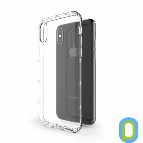 Hana Air szilikon hátlap, Galaxy S9+, Átlátszó