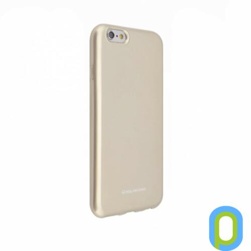 Hana Pearl szilikon hátlap, Huawei P20 Lite, Arany