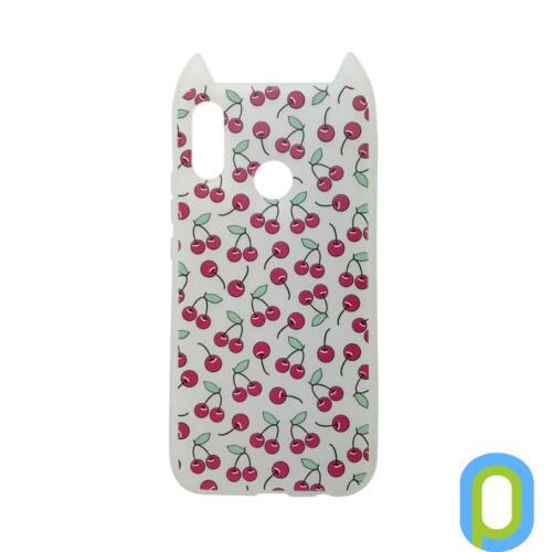 Hana Pop szilikon hátlap,Huawei P20 Lite, Gyümölcs