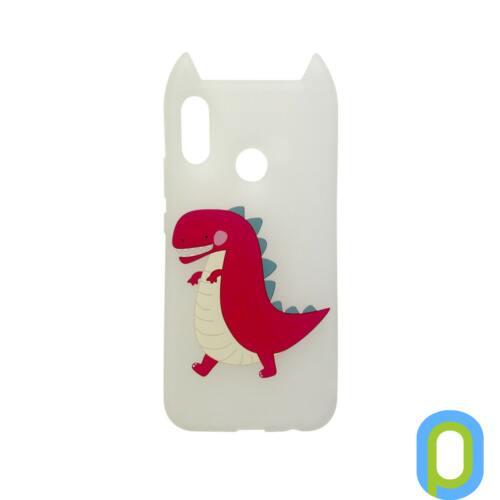 Hana Pop szilikon hátlap,Huawei P20 Lite, Dino