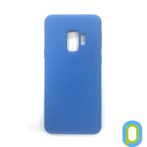Premium szilikon tok, Samsung S9 (G960), Kék