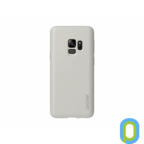 Samsung Galaxy S9 Airfit műanyag hátlap, Szürke