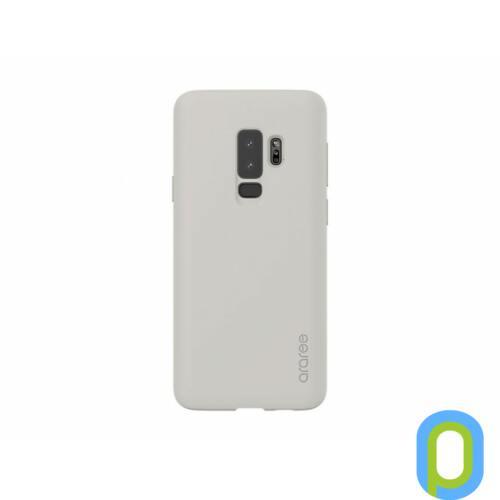 Samsung Galaxy S9+ Airfit műanyag hátlap,Szürke