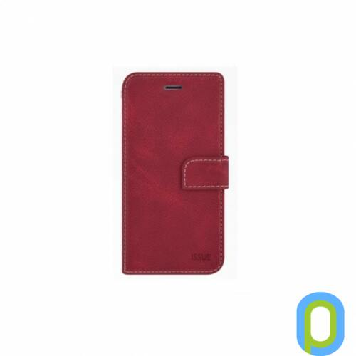 Hana Diary flip tok, Samsung Galaxy S10+, Piros