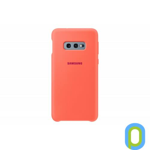 Samsung Galaxy S10 E szilikon védőtok, Barry Pink