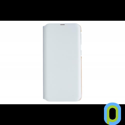 Samsung Galaxy A40 wallett cover, Fehér