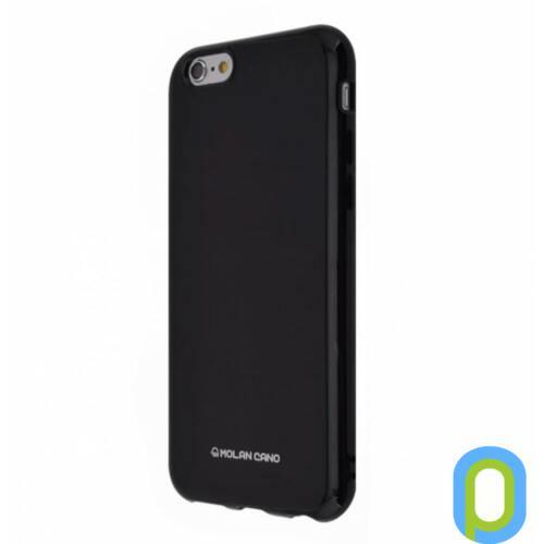 Hana Pearl szilikon hátlap, Galaxy A50, Fekete