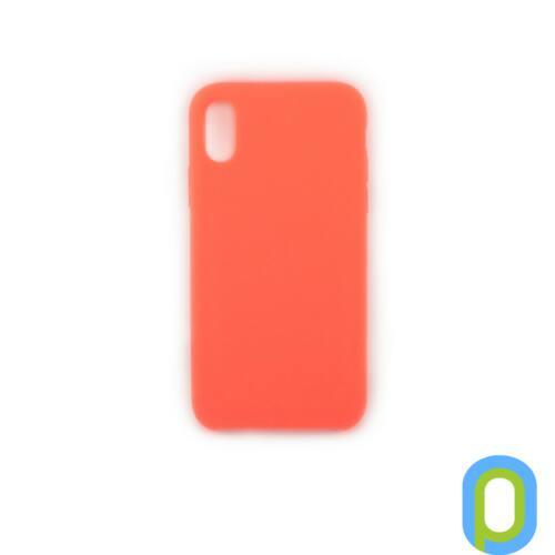 Premium szilikon tok, Huawei P20 Lite, Narancs
